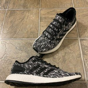 adidas Pureboost Oreo Running Shoes Men's Size 11